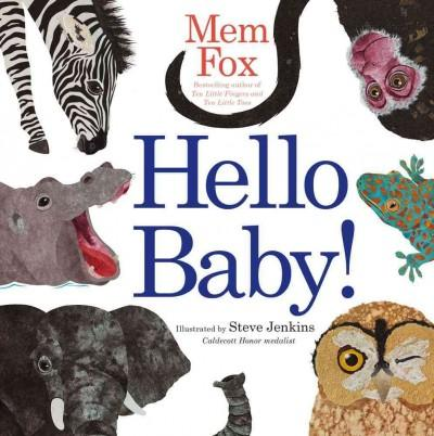 Hello Baby! (Board book)
