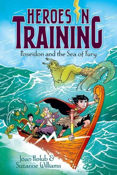 Poseidon and the Sea of Fury (Paperback)