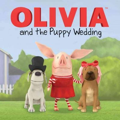 Olivia and the Puppy Wedding (Paperback) - Thumbnail 0