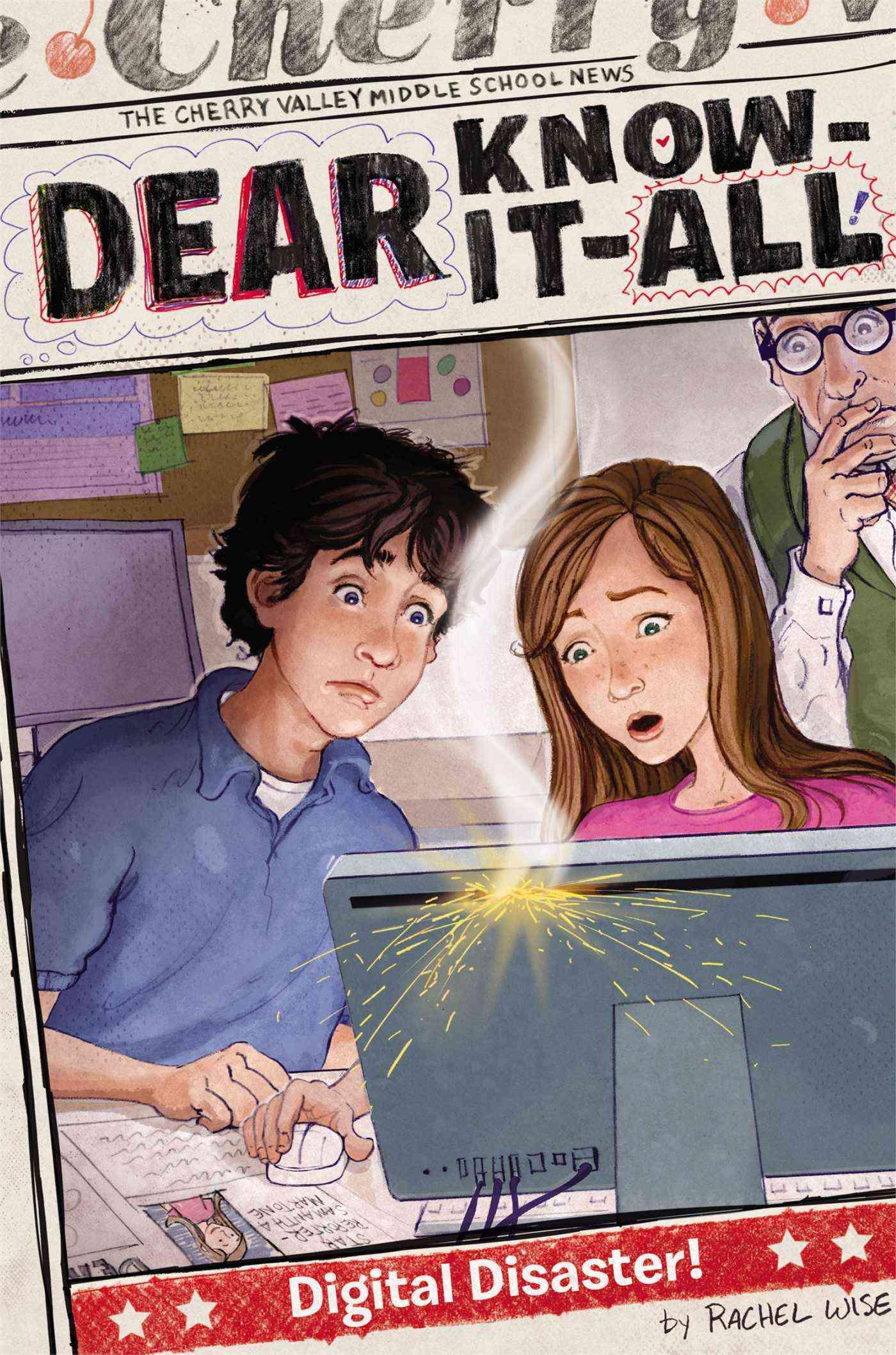 Digital Disaster! (Paperback)