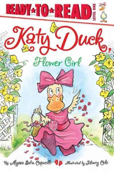 Katy Duck, Flower Girl (Paperback)