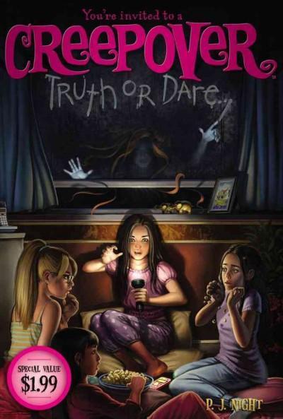 Truth or Dare... (Paperback)