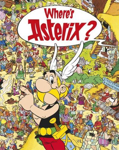 Where's Asterix? (Paperback)