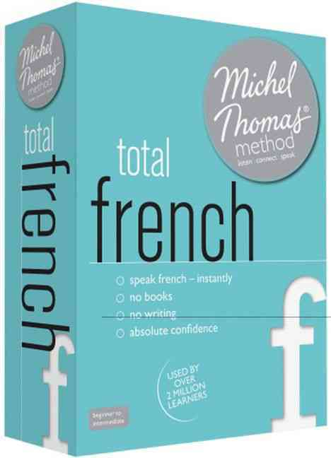 Total French: Beginner to Intermediate (CD-Audio)