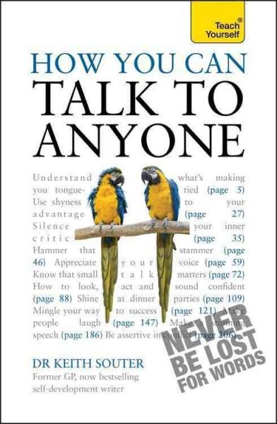 Teach Yourself How You Can Talk to Anyone: Never Be Lost For Words (Paperback)
