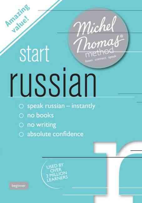 Michel Thomas Method Start Russian: Beginner (CD-Audio)