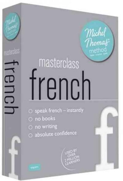Masterclass French With the Michel Thomas Method (CD-Audio)