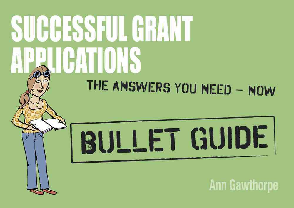 Successful Grant Applications (Paperback)