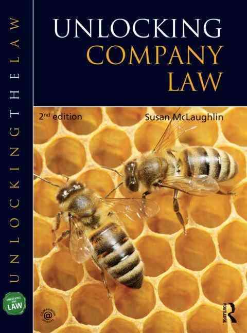 Unlocking Company Law (Paperback)