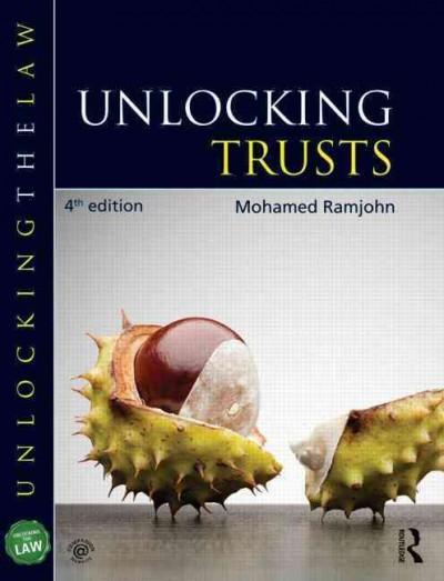 Unlocking Trusts (Paperback)