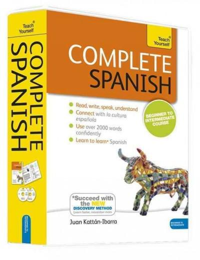 Teach Yourself Complete Spanish: Beginner to Intermediate
