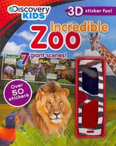 Incredible Zoo (Paperback)