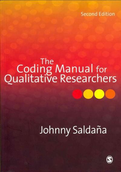 The Coding Manual for Qualitative Researchers (Paperback)