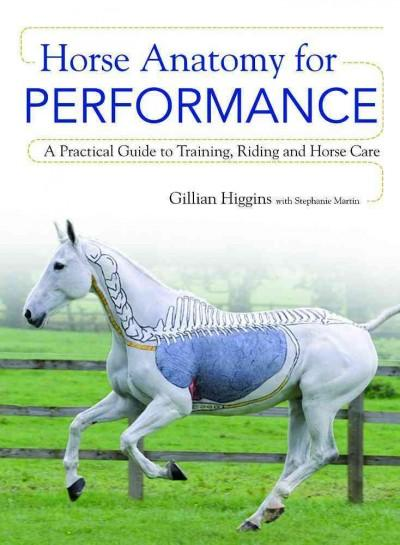 Horse Anatomy for Performance (Hardcover)