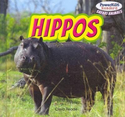 Hippos (Hardcover)