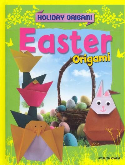 Easter Origami (Hardcover)