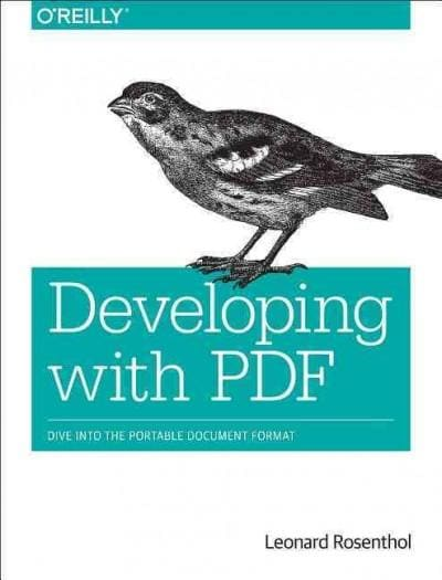 Developing With PDF (Paperback)