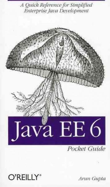 Java EE 6 Pocket Guide (Paperback)