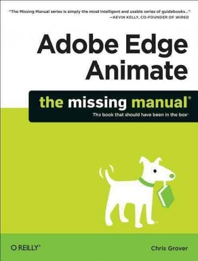 Adobe Edge Animate: The Missing Manual (Paperback) - Thumbnail 0