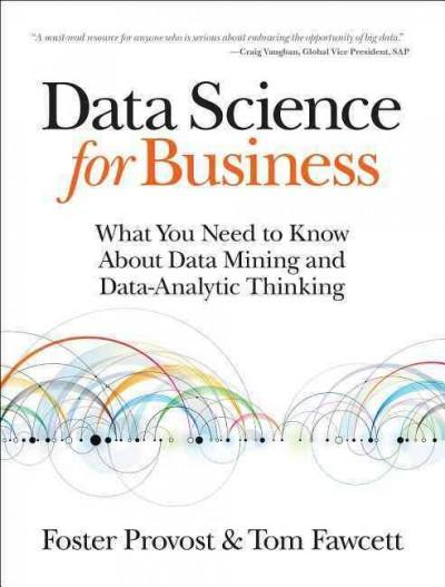 Data Science for Business (Paperback)