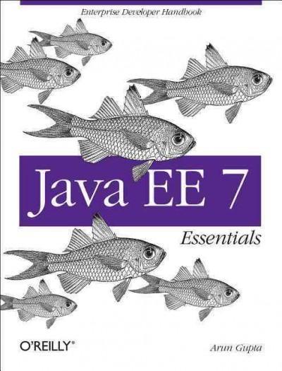 Java EE 7 Essentials (Paperback)
