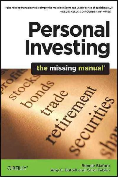 Personal Investing: The Missing Manual (Paperback)