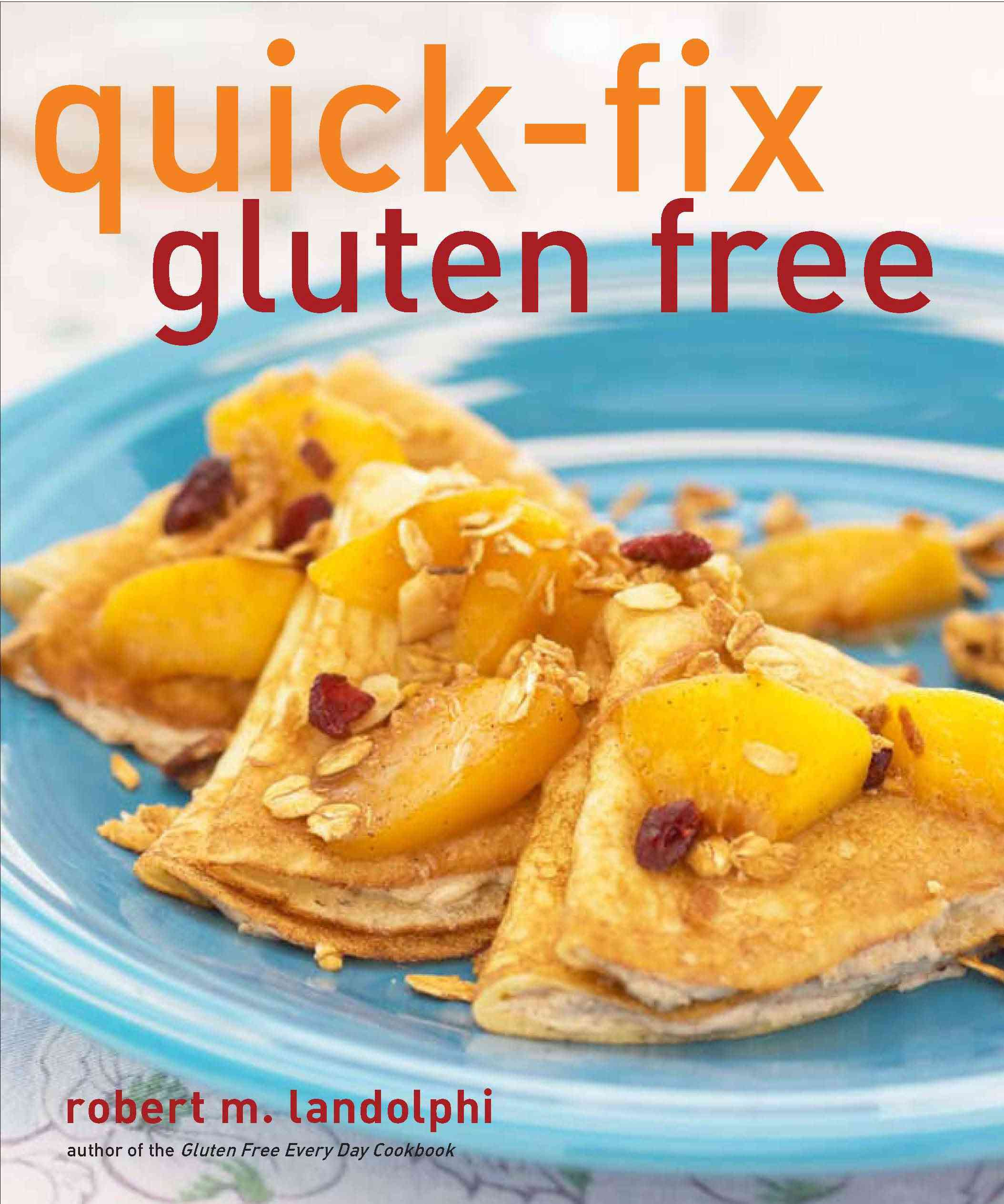 Quick-fix Gluten Free (Paperback)