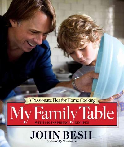 My Family Table: A Passionate Plea for Home Cooking (Hardcover)