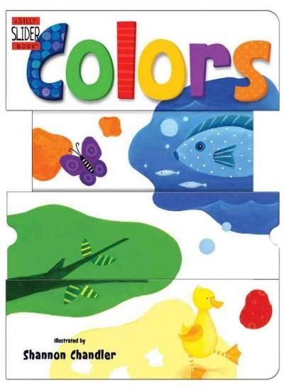 Colors (Board book)