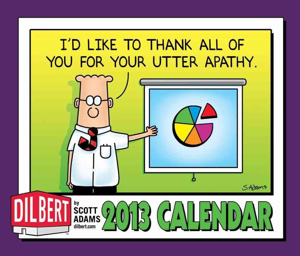 Dilbert 2013 Calendar (Calendar)