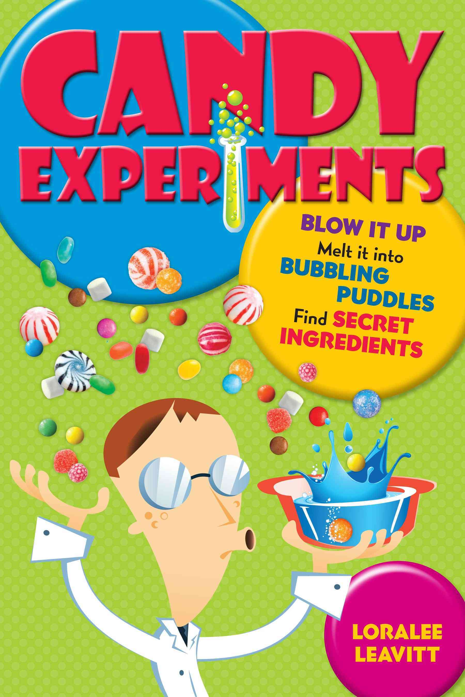 Candy Experiments (Paperback)