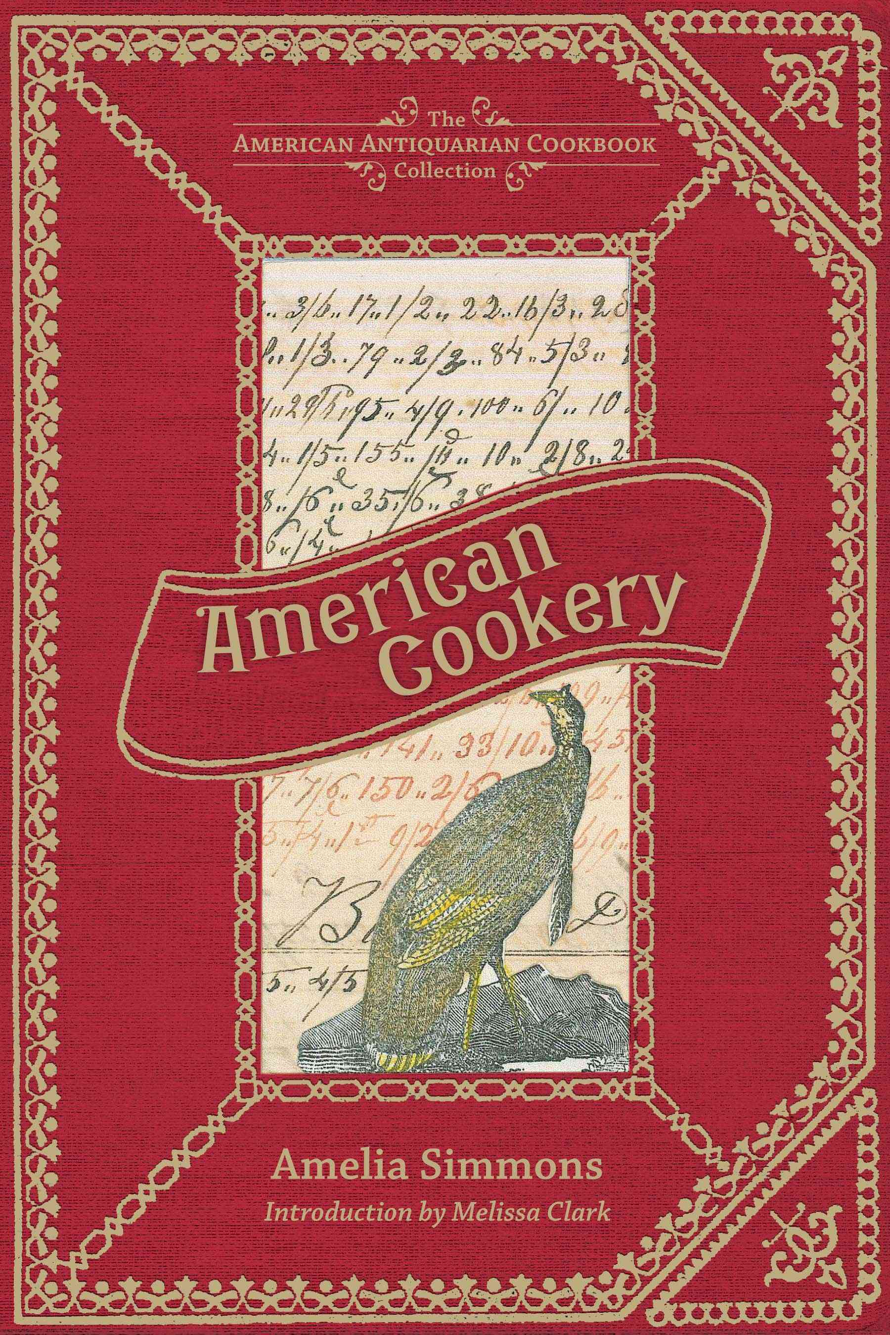 American Cookery (Hardcover)