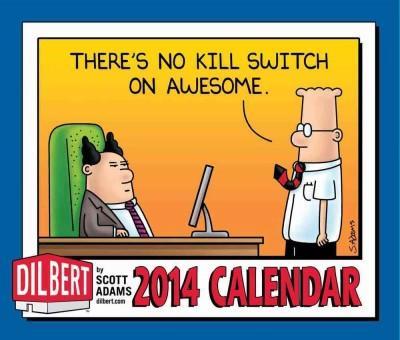 Dilbert 2014 Calendar (Calendar)