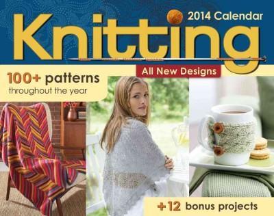 Knitting 2014 Calendar (Calendar)