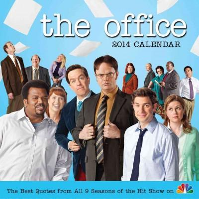 The Office 2014 Calendar: The Best Quotes from All 9 Seasons of the Hit Show on NBC (Calendar)