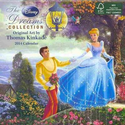 Thomas Kinkade: the Disney Dreams Collection 2014 Calendar (Calendar)