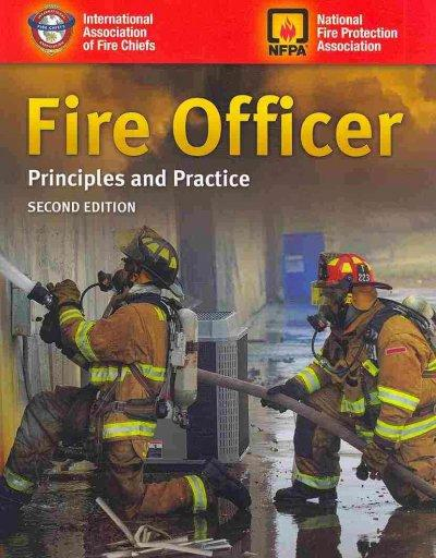 Fire Officer: Principles and Practice (Paperback)