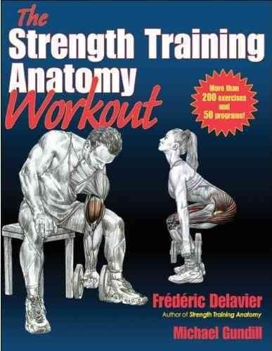 Strength Training Anatomy Workout (Paperback)