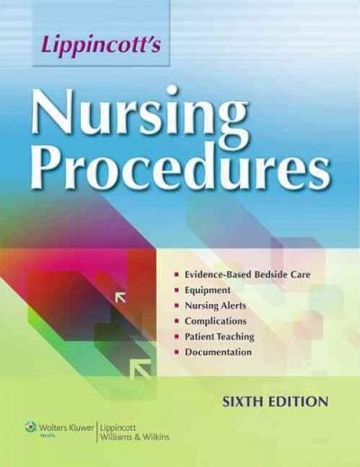 Lippincott's Nursing Procedures (Paperback)