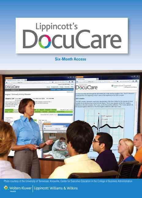 Lippincott's DocuCare Access Code (Other merchandise)