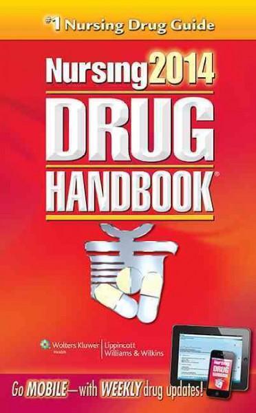 Nursing Drug Handbook 2014 (Paperback)