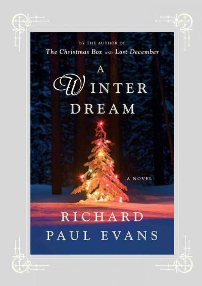 A Winter Dream (Hardcover) - Thumbnail 0