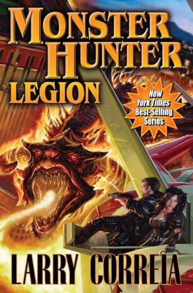 Monster Hunter Legion (Paperback)