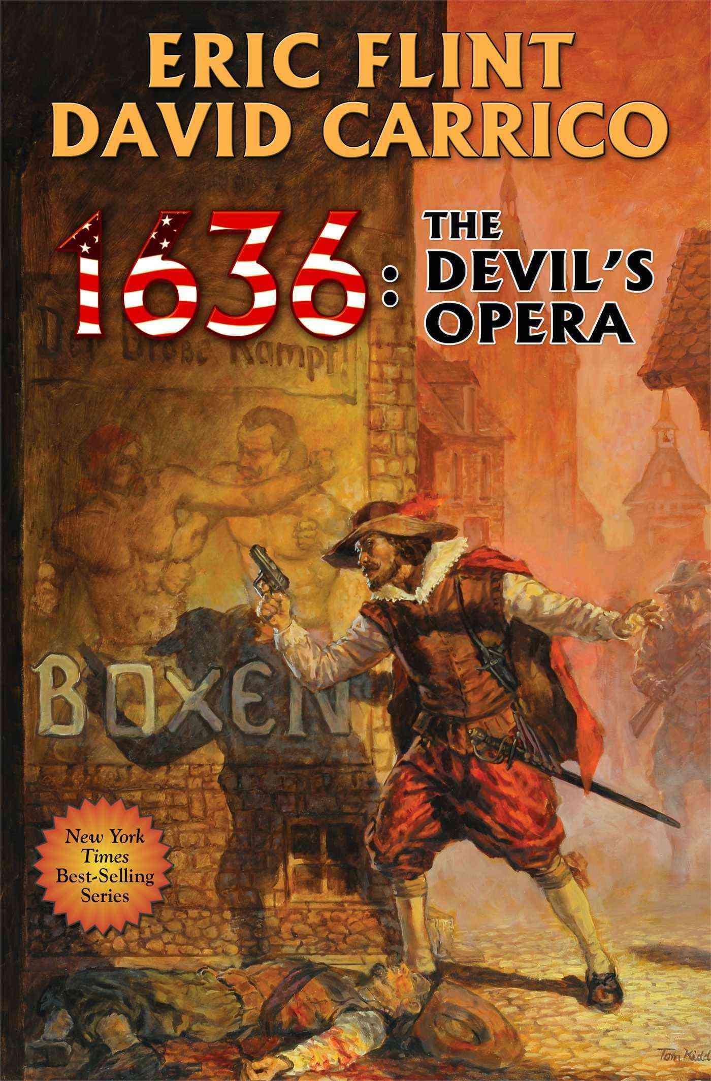 1636: The Devil's Opera (Hardcover)