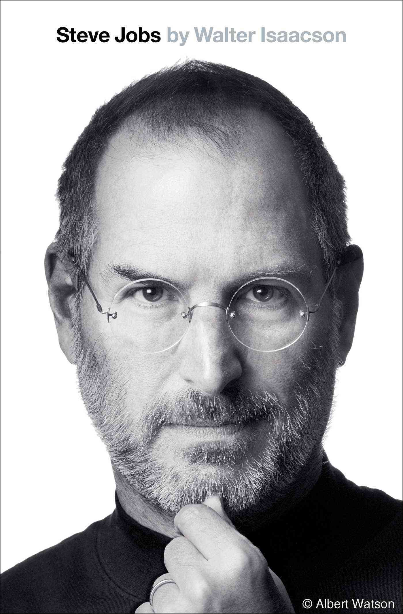 Steve Jobs: A Biography (Hardcover) - Thumbnail 0