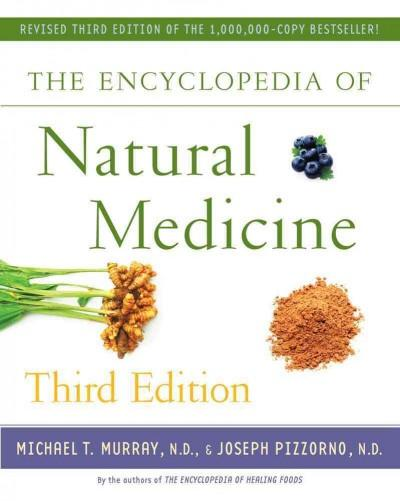 The Encyclopedia of Natural Medicine (Paperback)