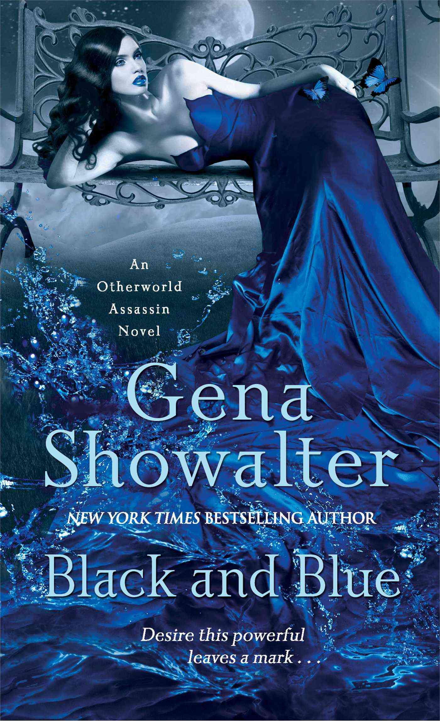 Black and Blue (Paperback)