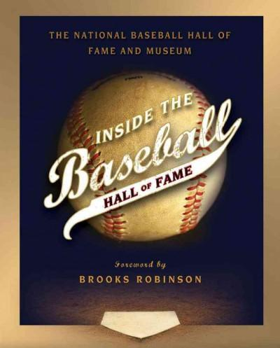 Inside the Baseball Hall of Fame (Hardcover)