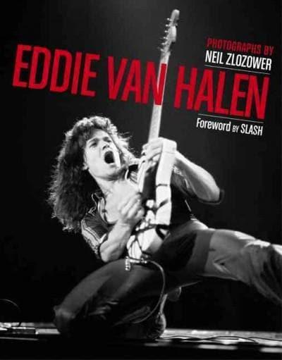 Eddie Van Halen (Hardcover)