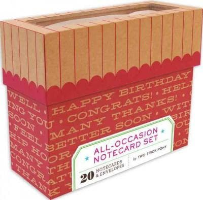 All-occasion Notecard Set (Cards)